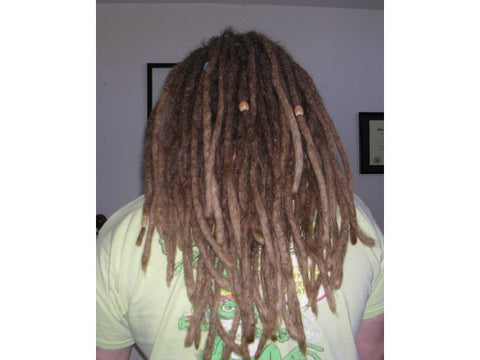 4 Years 2 Months Dreadlocks