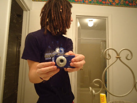 1 Year Dreadlocks