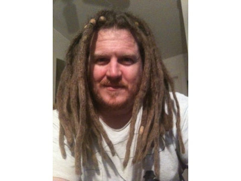 4 Years 7 Months Dreadlocks