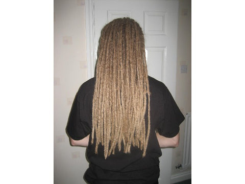 6 Year 5 Months Dreadlocks