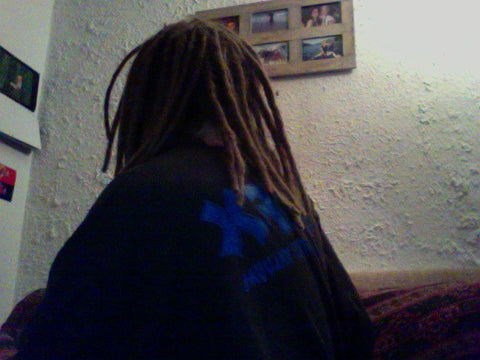 8 Years 2 Days Dreadlocks