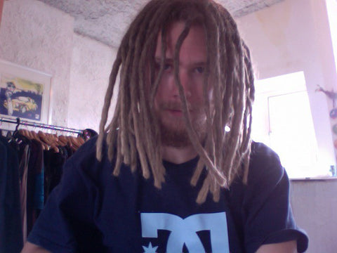 8 Years 6 Months Dreadlocks