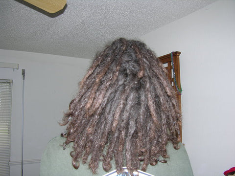 Finished Dreads