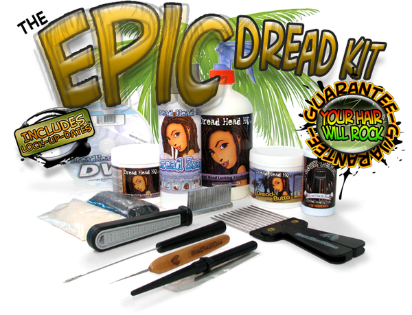 epic dreadlocks kit