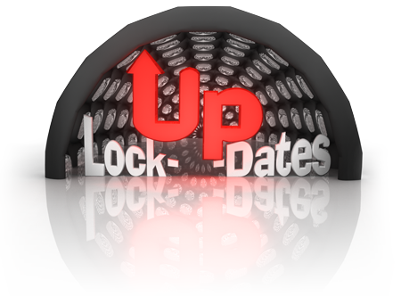 locks up dates