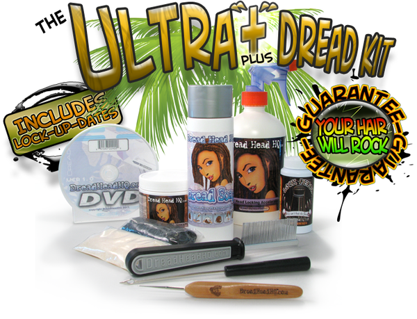 Ultra Plus dreadlocks kit