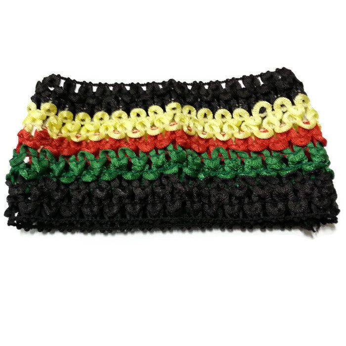 Small Rasta Dread Band