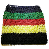 Large Rasta Dread Band
