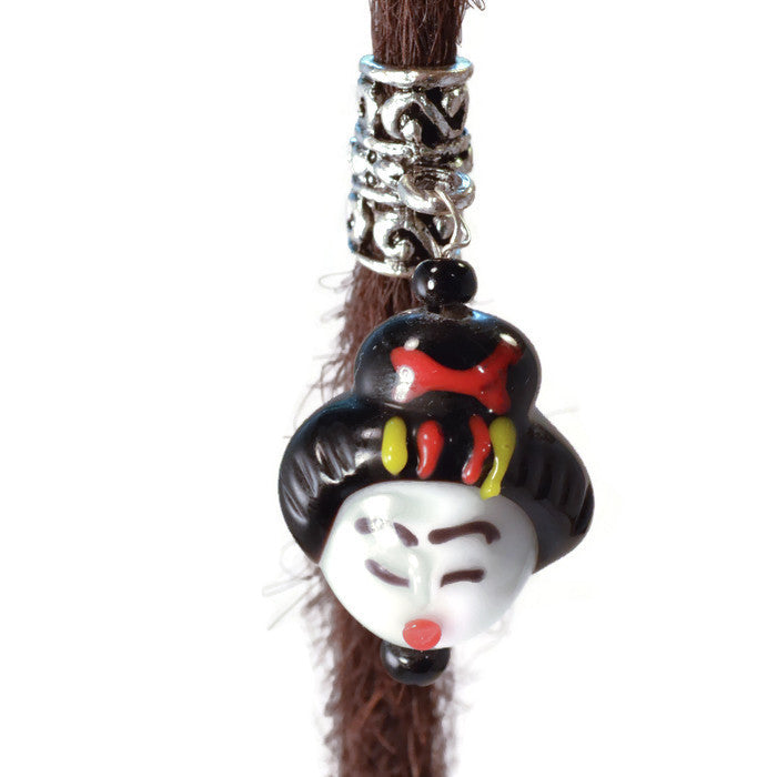 Geisha Dread Dangle