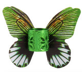 Butterfly Dread Cuff Adjustable