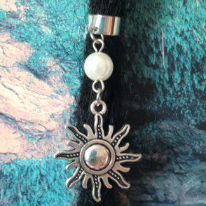 Sun Dread Dangle