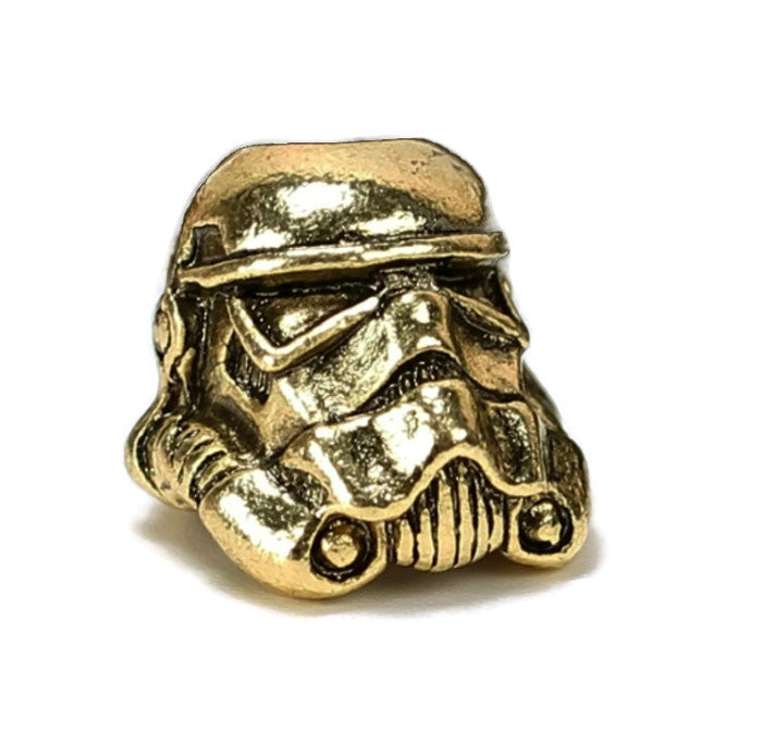 Bronze Storm Trooper Dread Bead