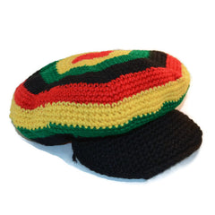 Billed Rasta Summer Dread Tam