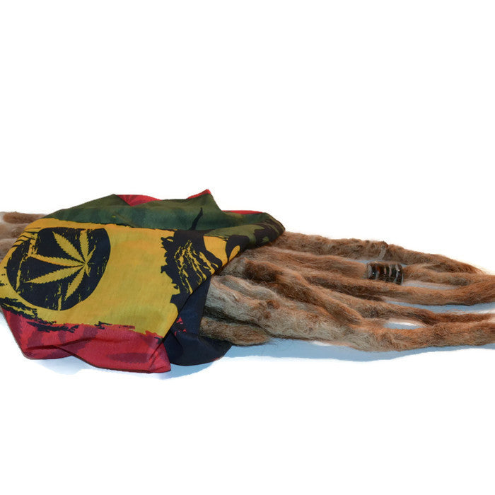 Marley Dread Head Band