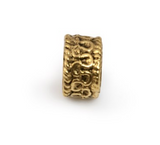 Bronze Luck Dread Bead