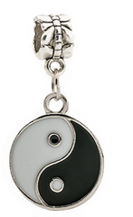 Yin Yang Dread Dangle