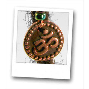 AUM Dread Dangle