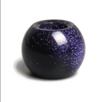 Blue Sandstone Dread Bead