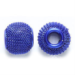 Blueberry Mesh Dreadlocks Bead