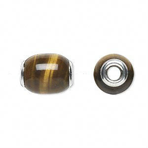 Tiger Eye Dread Bead Style 3