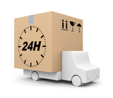Fast Priority Handling: Your order will ship at least a day sooner! If it doesn't ship within 24 business hours priority Handling will be refunded.