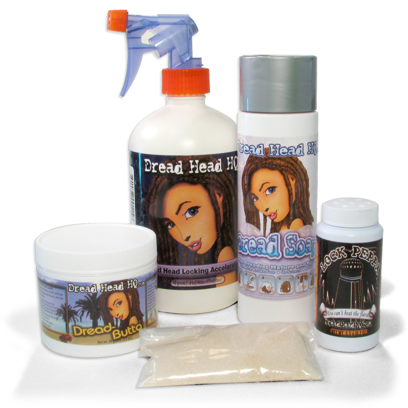 Dreadlocks Maintenance Kit Plus