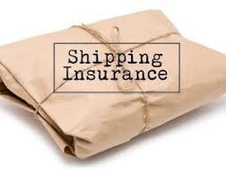 Shipping Insurance - Protect your order from damage or loss by the shipping carrier.