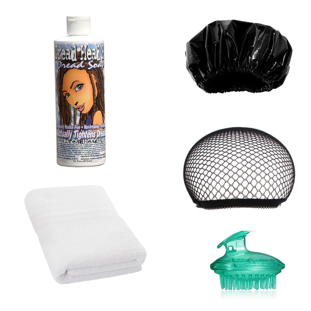 Dreadlocks Washing Kit