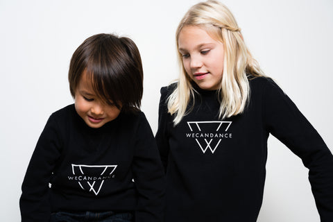 OFFICIAL WECANDANCE KIDS SWEATER
