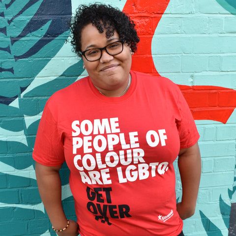 Some People of Colour Are LGBTQ. Get Over It!