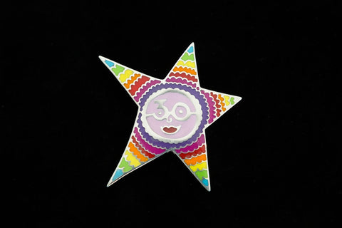 Grayson Perry Pin Badge