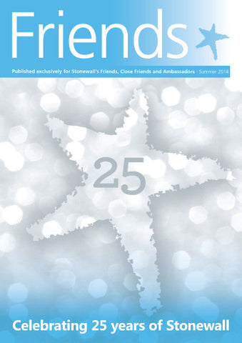 Friends Magazine - Summer 2014 (digital)
