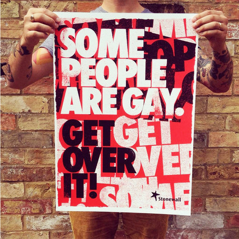 Stonewall Screen Print