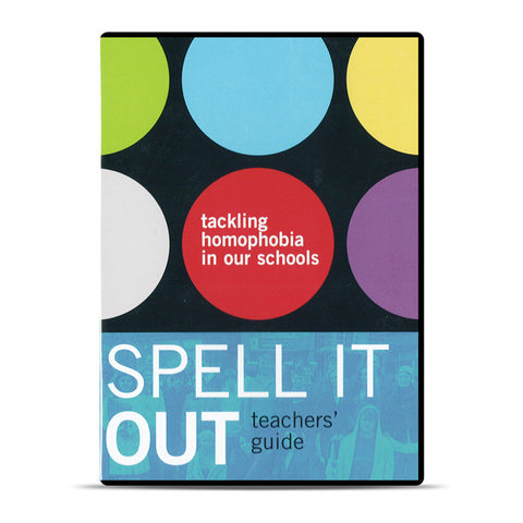 Spell It Out DVD