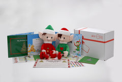 Christmas Elf starter packs - boy elf, girl elf or twin