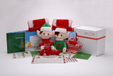 Christmas Elf Twin Starter Pack - Boy and Girl Elves