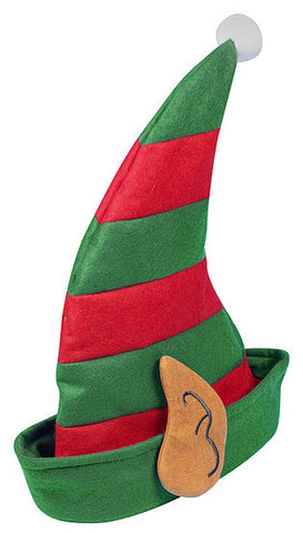 Child's christmas elf hat