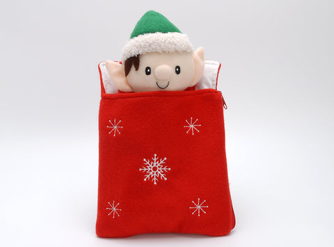 Christmas Elf Sleeping Bag