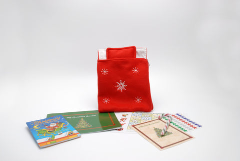 Christmas Elf Accessory Pack - with Elf Sleeping bag