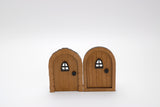 Elf Door or Fairy Door (to attach to a skirting board)