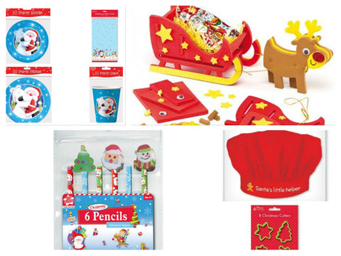 Bumper pack of Christmas goodies!