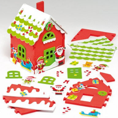 Santa's workshop craft kit