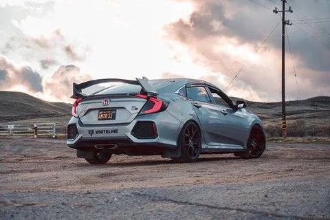 Top 5 Exhausts For Your Civic Type R