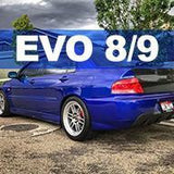 Evo 8/9 Recommended