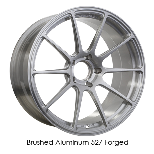 MAPerformance - 527 Forged Brushed Aluminum