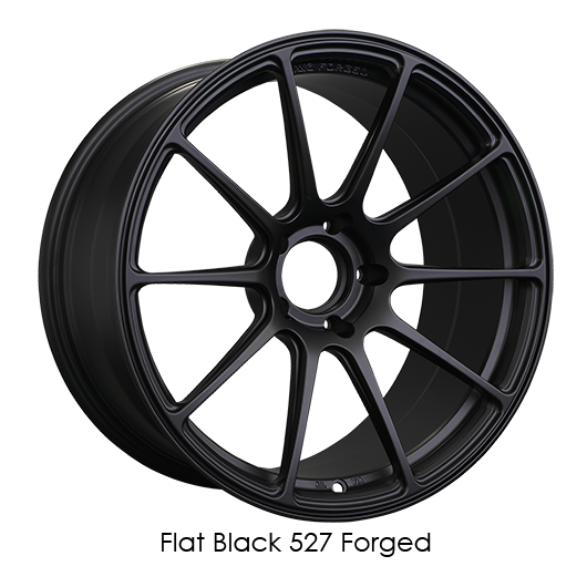 MAPerformance - 527 Forged Alpha Flat Black