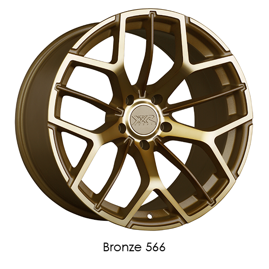 MAPerformance - XXR 566 Mach 5 Bronze