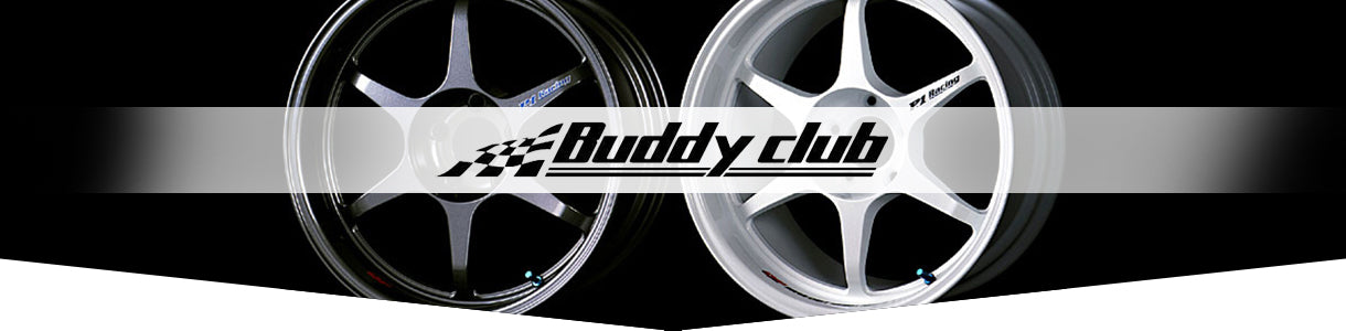 buddy club wheels