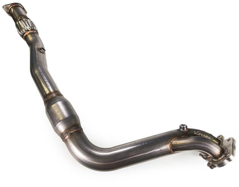 2015-2018 Subaru STI Downpipe Upgrade By MAPerformance | Catted/Gesi Options