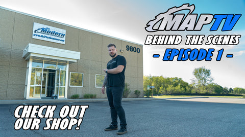 MAPerformance Shop Tour + The BEST Cobb Accessport Upgrade | MapTv Ep1 -Behind the Scenes